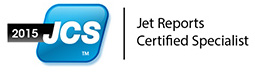 Jet Reports Certified Specialist