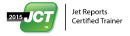 Jet Reports Certified Trainer