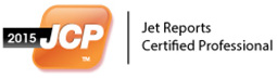 Jet Reports Certified Professional